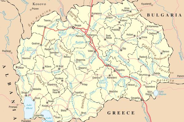 Македония ввела летние ограничения на дорогах