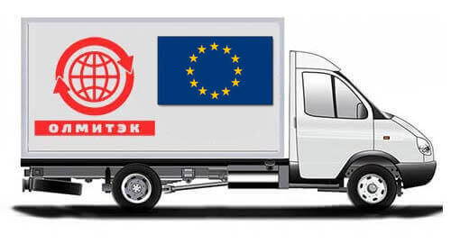 перевозка сборных грузов из Европы в Беларусь