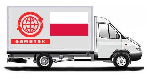 грузоперевозки Польша